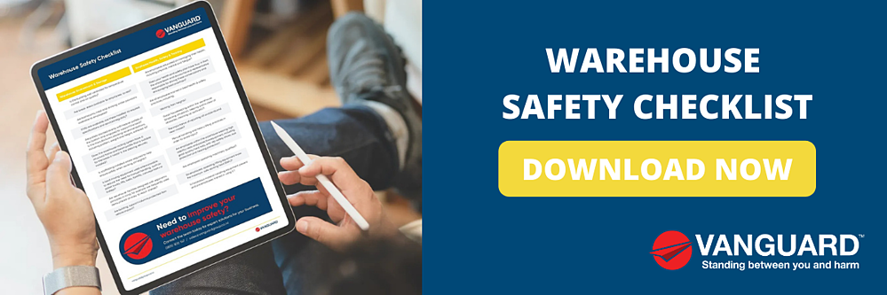 Download the Warehouse Safety Checklist